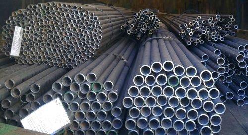 Трубы из нержавеющей стали — ГК Росмет