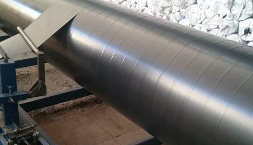 Изоляционные антикоррозионные покрытия труб — ГК Росмет